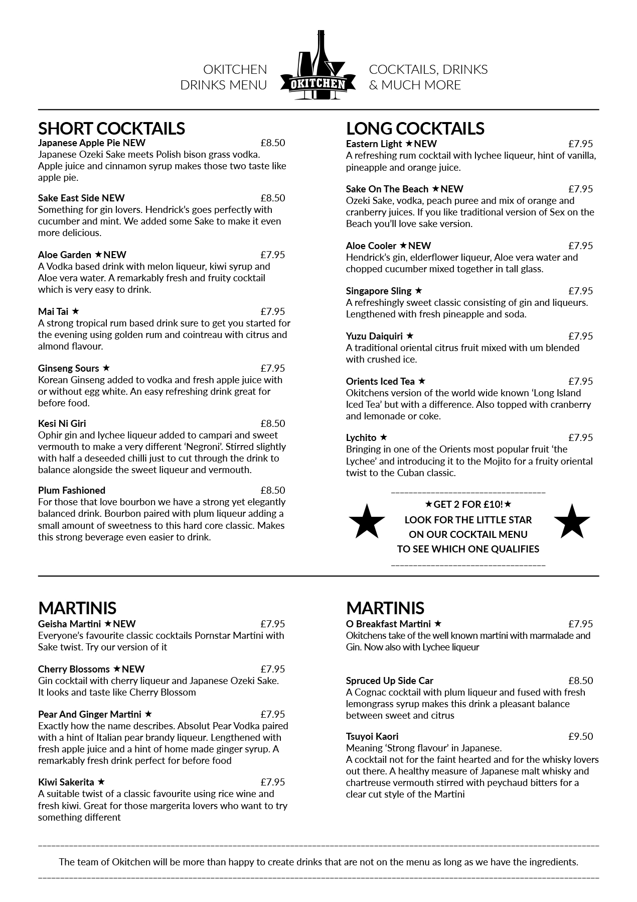 NEW OKITCHEN DRINKS MENU A4 4PAGE 2018-1
