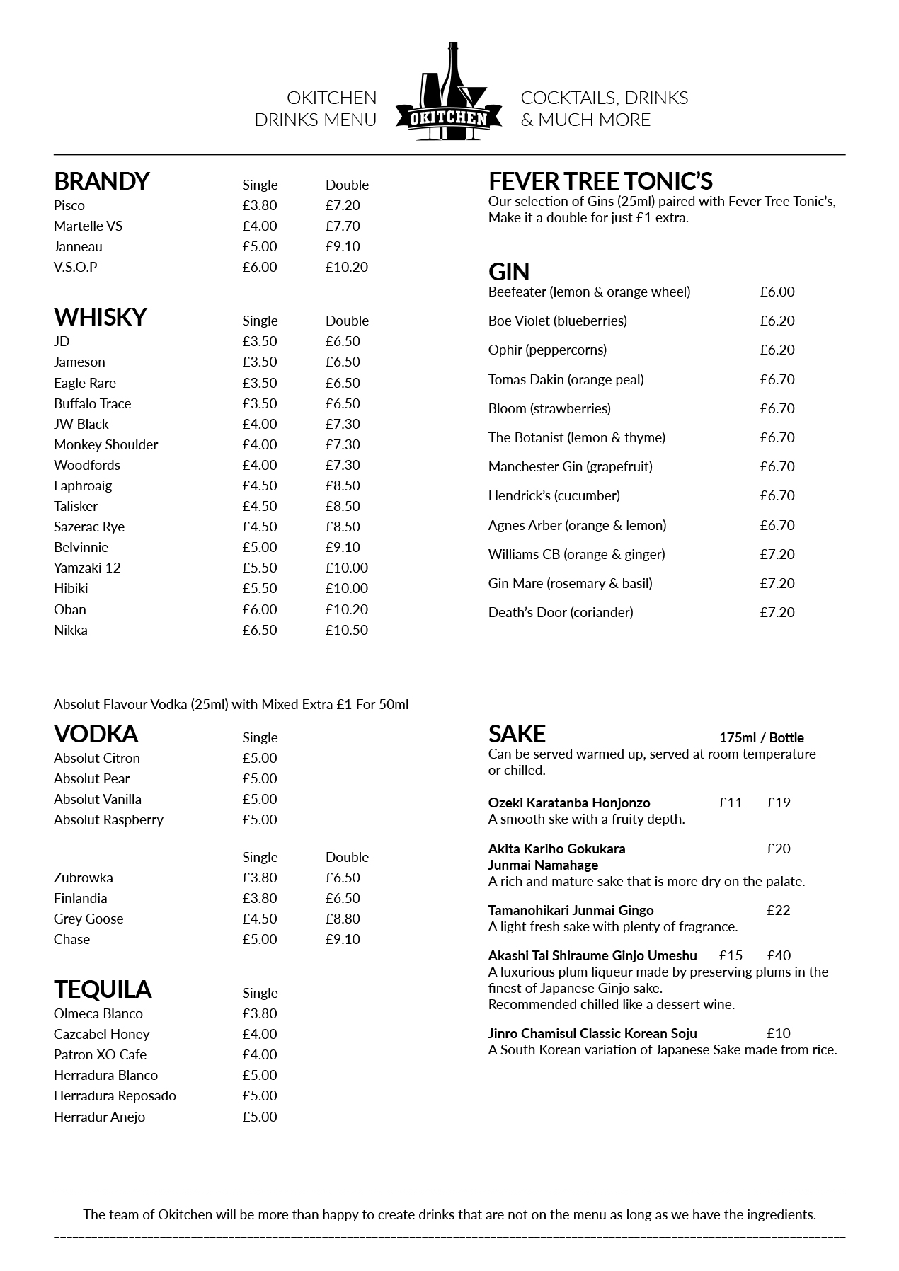 NEW OKITCHEN DRINKS MENU A4 4PAGE 2018-3